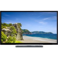 """32"""" TOSHIBA 32D3753DB  Smart LED TV with Built-in DVD Player, Gold"""