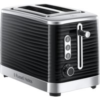 Buy RUSSELL HOBBS Inspire 24370 2-Slice Toaster - Black, Black - Currys PC World
