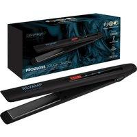 Progloss Touch Digital ST-1500-GB Hair Straightener - Black, Black