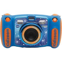 VTECH Kidizoom Duo 5.0 Compact Camera - Blue,