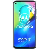 Motorola G8 Power - 64 GB, Capri Blue, Blue