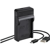 HAMA Travel 00081379 Canon LP-E8 USB Battery Charger
