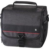 HAMA Valletta 130 Camera Bag - Black, Black