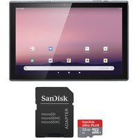 "ACER ACTAB1021 10"" Tablet & 32 GB Ultra Performance Class 10 microSDHC Memory Card Bundle - 32 GB, Gun Grey, Grey"