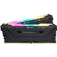 CORSAIR Vengeance Pro RGB DDR4 3200 MHz PC RAM - 8 GB x 2