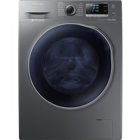 SAMSUNG ecobubble WD90J6410AX/EU Washer Dryer - Graphite, Graphite