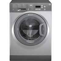 HOTPOINT Aquarius WMAQF721G Washing Machine - Graphite, Graphite