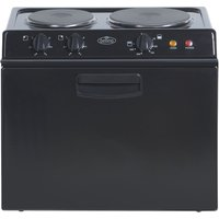 BELLING Baby 321R Electric Tabletop Cooker - Black, Black