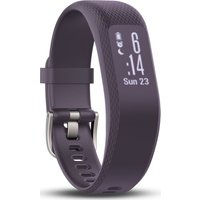 GARMIN Vivosmart 3 HR - Purple, Small/Medium, Purple