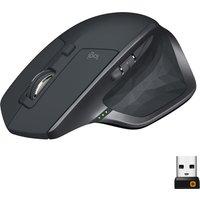 LOGITECH MX Master 2S Wireless Darkfield Mouse - Graphite, Graphite
