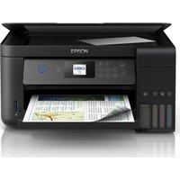 Epson Ecotank ET-2750 All-in-One Wireless Inkjet Printer, Black