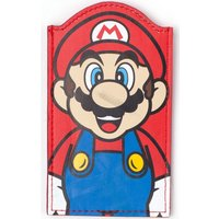 Nintendo Super Mario Card Wallet - Red, Red at Currys Electrical Store