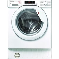 Image of HOOVER HBWD 8514S-80 Integrated 8 kg Washer Dryer