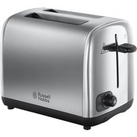 RUSSELL HOBBS Adventure 24080 2-Slice Toaster - Silver, Silver