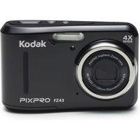 KODAK PIXPRO FZ43 Compact Camera - Black