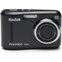 Kodak PIXPRO FZ43 Compact Camera - Black,