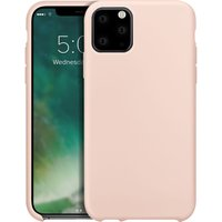 iPhone 11 Pro Max Silicone Case - Pink, Pink