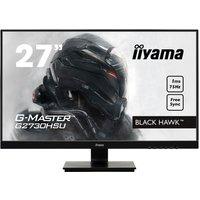 """IIYAMA G-MASTER Black Hawk G2730 Full HD 27"""" TN LCD Gaming Monitor - Black, Black"""