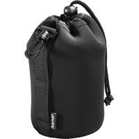 HAMA 126695 Lens Case - Black, Black