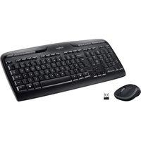 Logitech Mk330 Wireless Keyboard & Mouse Set
