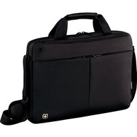 WENGER Format 14 Laptop Case - Black, Black
