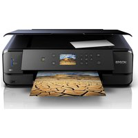 Epson Expression Premium XP-900 All-in-One Wireless A3 Inkjet Printer, Black