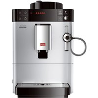 MELITTA Caffeo Passione F53/0-101 Bean to Cup Coffee Machine - Silver, Silver
