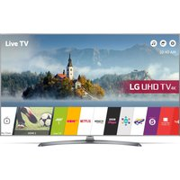LG 43UJ750V 43 Smart 4K Ultra HD HDR LED TV