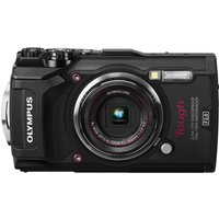 Olympus TG-5 Tough Compact Camera - Black,