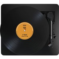 AKAI A60021 Belt Drive Turntable - Black, Black