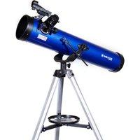 MEADE Infinity 76 Reflector Telescope - Blue, Blue