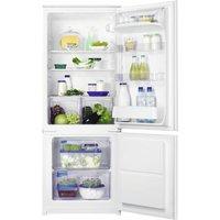 ZANUSSI ZBB24431SV Integrated 70/30 Fridge Freezer, Transparent
