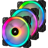 CORSAIR LL120 120 mm Case Fan   RGB LED  Triple Pack