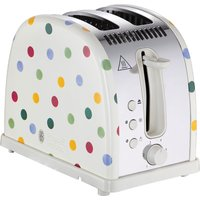 Click to view product details and reviews for Russell Hobbs Emma Bridgewater Polka Dot 2 Slice Toaster Cream Cream.