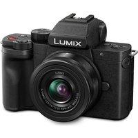 PANASONIC Lumix DC-G100 Mirrorless Camera with G Vario 12-32 mm f/3.5-5.6 Asph. Mega O.I.S. Lens