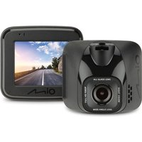 MIO MiVue C560 Full HD Dash Cam - Black, Black