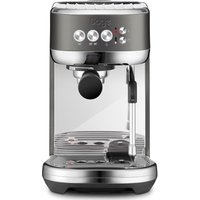 SAGE The Bambino Plus SES500BST Coffee Machine - Black Stainless Steel, Stainless Steel