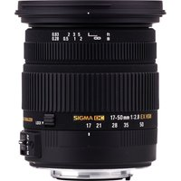 SIGMA  17-50 mm f/2.8 EX DC HSM Standard Zooms Lens - for Sony
