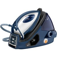 TEFAL Pro Express X-pert Care GV9071 High Pressure Steam Generator Iron - Blue & White, Blue