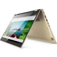 LENOVO Yoga 520 Intel Pentium 14IKB 14 Touchscreen 2 in 1 - Gold Metallic, Gold