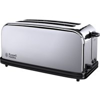 RUSSELL HOBBS Classic 23520 4-Slice Toaster - Stainless Steel, Stainless Steel
