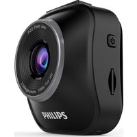 PHILIPS GoSure ADR620 Dash Cam - Black, Black sale image