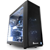 PC Specialist Vortex Minerva Plus Intel Core i5 GTX 1050 Ti Gaming PC - 1 TB HDD