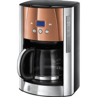 Luna 24320 Filter Coffee Machine - Copper