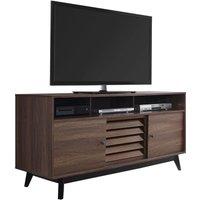 DOREL HOME Vaughn 1823096COMUK 1499 mm TV Stand - Walnut
