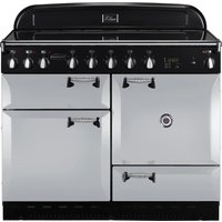 RANGEMASTER Elan 110 Electric Induction Range Cooker - Royal Pearl