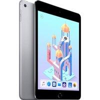 APPLE iPad mini 4 - 128 GB, Space Grey, Grey