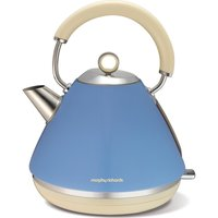 MORPHY RICHARD Accents 102010 Traditional Kettle - Cornflower Blue, Blue