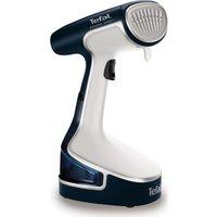 TEFAL Access Steam DR8085 Hand Steamer - Blue & White, Blue