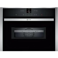 NEFF C27MS22N0B Built-in Combination Microwave - Stainless Steel, Stainless Steel